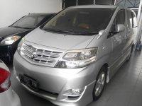Dijual mobil Toyota Alphard G 2006 Wagon