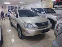 Toyota Harrier 300G 2007 SUV