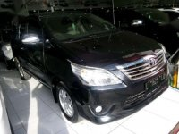 Toyota Innova G Bensin Matic Tahun 2011