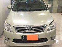Jual mobil Toyota Kijang Innova G Luxury 2011 MPV