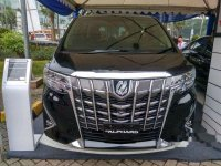 Jual mobil Toyota Alphard G 2018 Wagon
