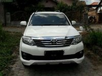 Toyota Fortuner 2.5 Diesel TRD Sportivo 2012