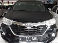 Toyota Avanza G 2016 MPV AT