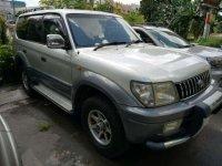 Jual Mobil Toyota Land Cruiser Prado 2001