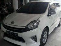 Jual Toyota Agya TRD S Matic 2014