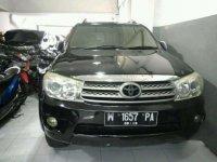 Toyota Fortuner G Diesel  MANUAL 2009