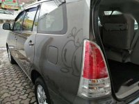 Jual Toyota Innova 2.0 Type G Tahun 2010