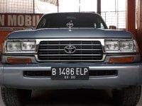Jual mobil Toyota Land Cruiser 1996 DKI Jakarta