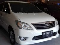 Toyota Kijang Innova E 2013 MPV