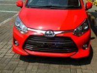 Toyota Agya G MT Tahun 2018 Manual