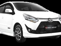 Daftar Harga Toyota Agya Oktober 2019