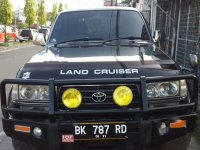 Toyota Land Cruiser 1996 SUV