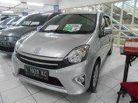 Toyota Agya G 2014