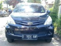 Toyota Avanza E Manual 2013