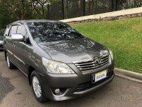 Jual mobil Toyota Kijang Innova G 2013 MPV