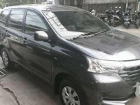 Toyota Avanza Manual Tahun 2017 Type E