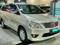 Toyota Kijang Grand Innova G Bensin 2013