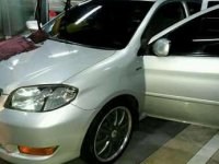 Dijual Mobil Toyota Vios E 2004