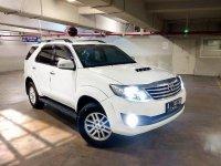 Toyota Fortuner G VNT 2013