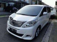 Dijual Toyota Alphard G 2012