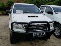 Dijual Toyota HILUX E 2013