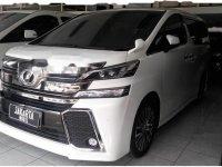 Toyota Vellfire G 2015 MPV