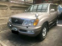Toyota Land Cruiser AT Tahun 2001 Automatic