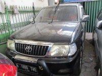 Toyota Kijang LGX 1.8 Efi 2005