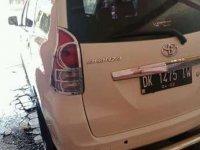 Toyota Avanza Type G Putih Manual 2012