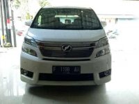 Toyota Vellfire Z Th 2012