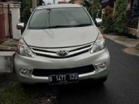 All New Toyota Avanza G 2012