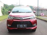 Toyota Avanza Luxury Veloz 2016 MPV