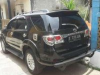Toyota Fortuner G Luxury At 2012