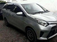 Toyota Calya E abs 2016 manual jual cepat bisa bantu kredit