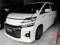 Dijual mobil Toyota Vellfire ZG 2013 Wagon