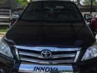 Toyota Innova Matic 2014