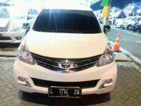 Toyota All New Avanza G 1.3 M/T 2014 Putih