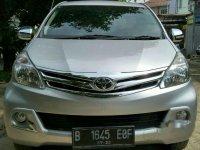 Dijual mobil Toyota Avanza G 2015 MPV