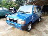 Dijual Toyota Kijang SSX 1996