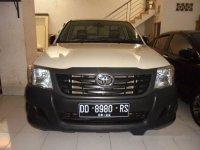 Toyota Hilux Single Cabin 2014