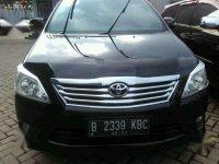 Toyota Innova V Diesel Hitam Matic Tahun 2013
