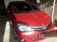 Dijual Toyota Etios Tipe G 2016