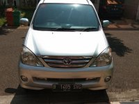 Dijual mobil Toyota Avanza G 2006 MPV