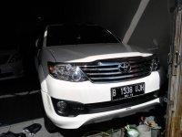 Dijual mobil Toyota Fortuner G TRD 2013 SUV