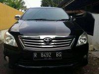 Jual Toyota Kijang Innova G Luxury 2012