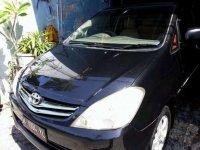 Dijual mobil Toyota Kijang Innova G Luxury 2006 manual