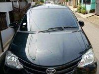 Dijual mobil Toyota Etios E 2013 pajak panjang super mulus