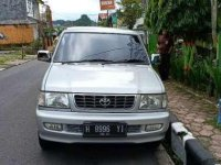 Toyota Kijang Manual Tahun 2000 Type LGX