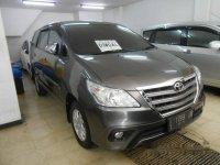 Toyota Kijang Innova 2.0 G 2014
