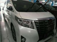 Toyota Alphard G AT Tahun 2015 Automatic